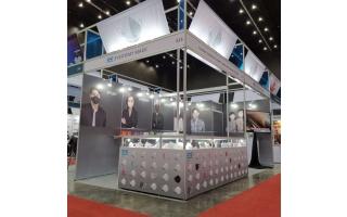 天天防護口罩參展泰國第一屆不織布展覽