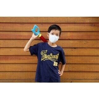 兒童加強防護口罩