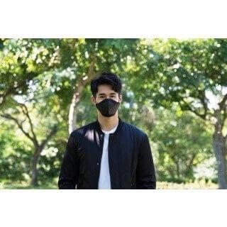 PM2.5專業防霾口罩-黑